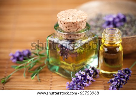 Lavender cosmetic