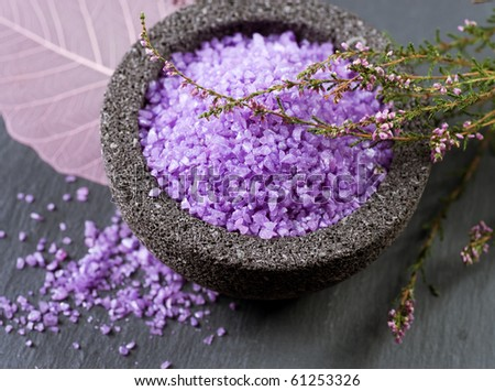 Lavender Spa Treatment