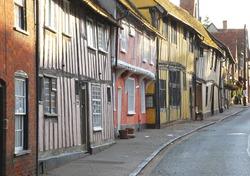 Lavenham, Suffolk, UK
