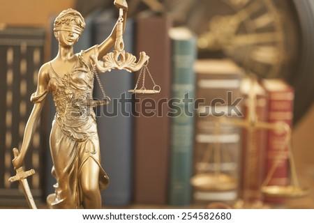 law Stock foto ©