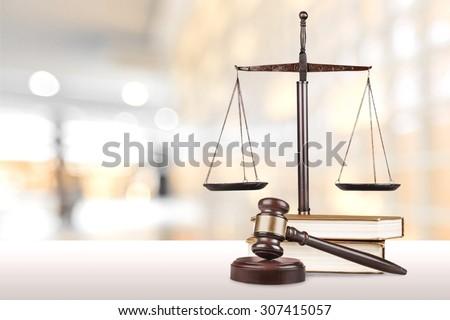 Law. Stock photo ©