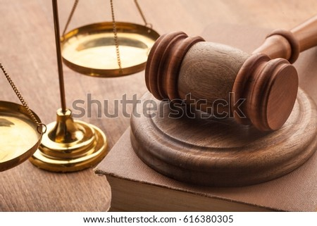 Law concept. #616380305