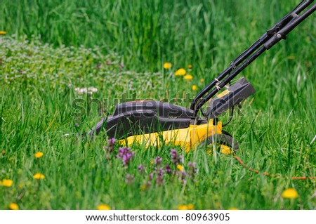 lawn-mover #80963905