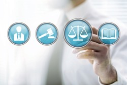 Lawsuit legal technology attorney authority barrister business