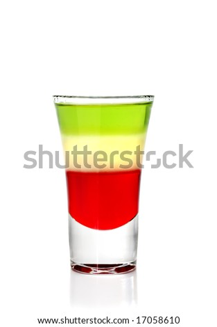 stock-photo-layered-cocktail-shooter-made-of-absinthe-lemon-fresh...
