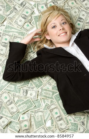 Laying in Money