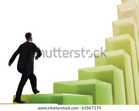 Laying of a brick wall