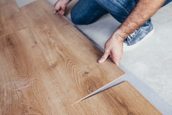 Laying the flooring is a complex and lengthy process that requires considerable effort - before laying the laminate on the floor, you should learn about all the nuances of the work ahead