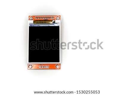 """LCD TFT 1.8"""" Touch Screen Display #1530255053"""
