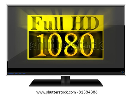 LCD TV FULL HD