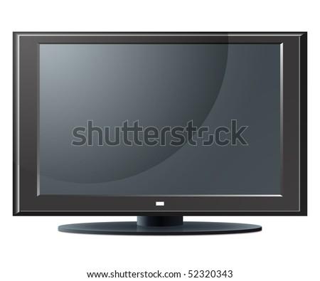 LCD TV Set
