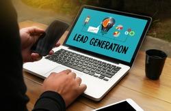 LEAD GENERATION  Business Funnel