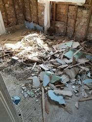 Lead Removal Construction Debris