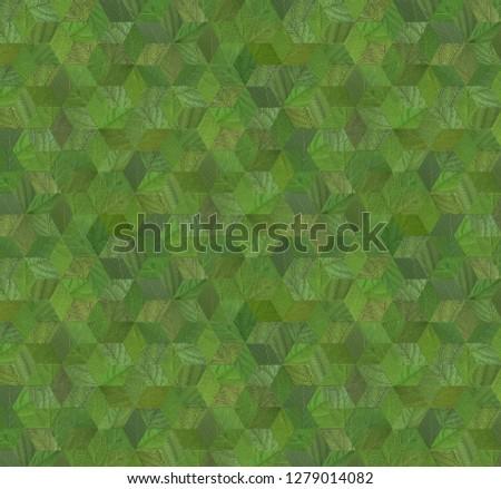 Leaf gelimetric elements Сток-фото ©