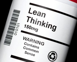 Lean Thinking in Pill Form