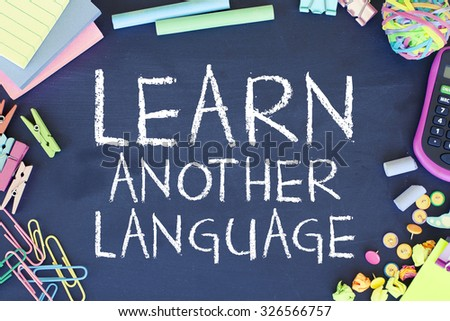 Learn Another Language / Speaking Learning Other Languages