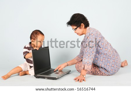 how to use a laptop computer