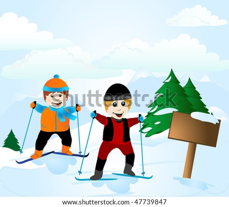 Learn nordic skiing for weight loss and exercise. The instructor demonstrates the importance of wearing layers to regulate body heat.