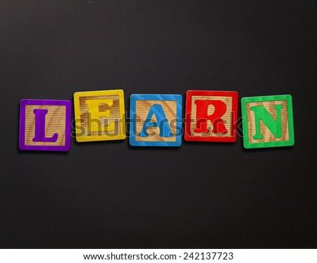 learning bricks