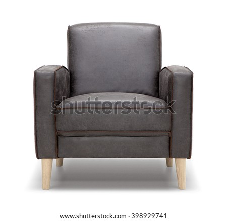 Leather Armchair #398929741