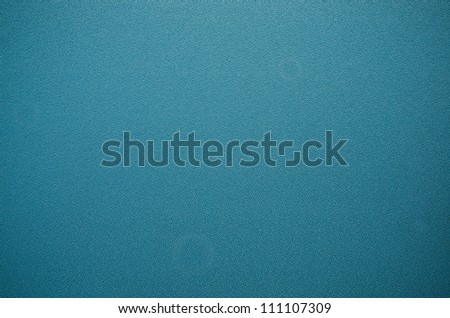 Leather blue background
