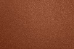 Leather brown background with circles