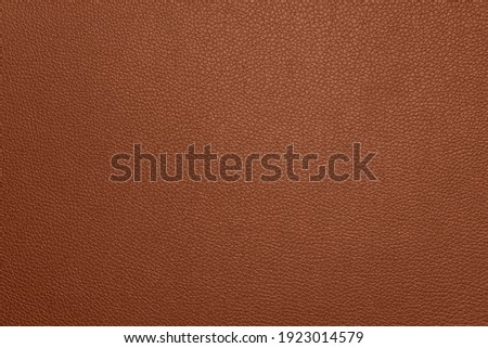 Leather brown background with circles Photo stock ©