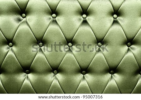 Leather seamless contemporary style