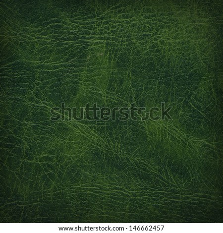 Leather Surface Background