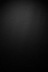 leather texture black