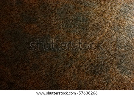 leather texture brown