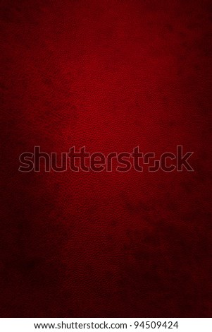 leather texture red