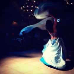 Lebanese Belly Dancer