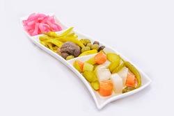 Lebanese Pickles