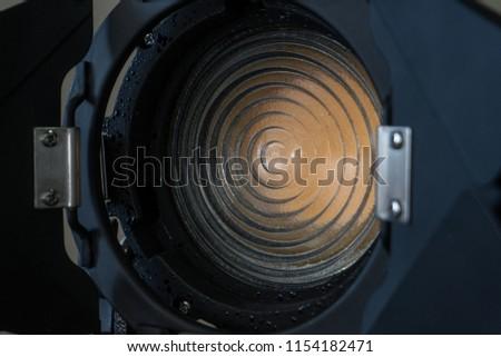led lamp with Fresnel lens #1154182471