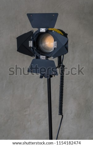 led lamp with Fresnel lens #1154182474