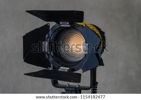 led lamp with Fresnel lens #1154182477