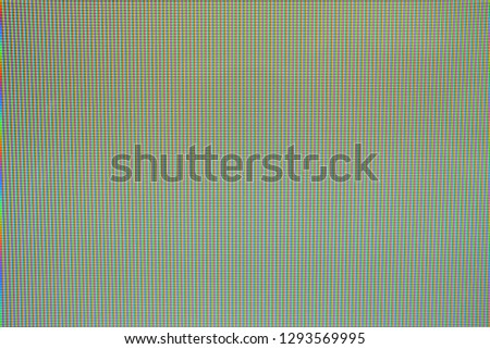 LED Monitor Texture Background. #1293569995