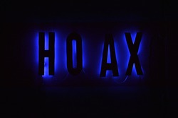 LED neon light with