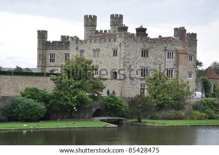 Leeds Castle in England