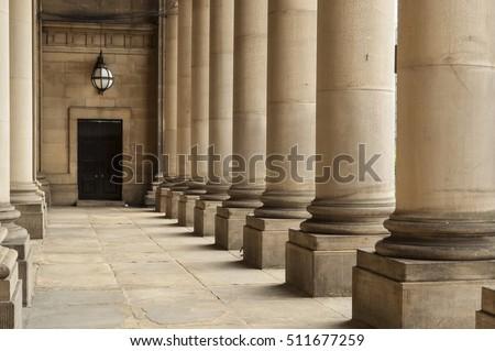 Leeds Town Hall Building #511677259