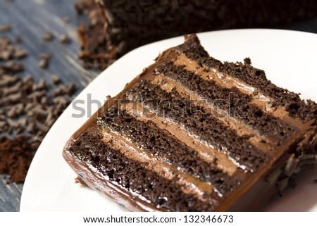 Ганаш Рецепт ганаша  шоколадного крема  ЧудоПовар