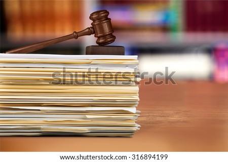 Legal System. #316894199