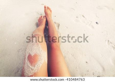 leisure in summer   beautiful...