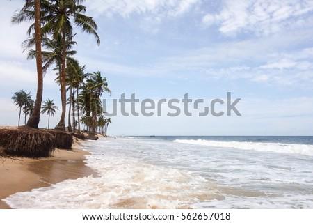 Lekki Beach, Lagos Nigeria #562657018