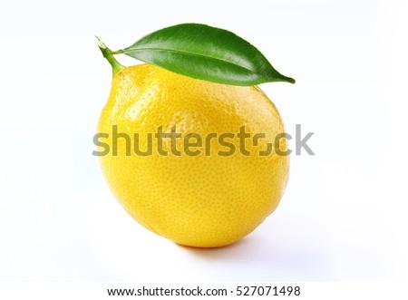lemon - Shutterstock ID 527071498