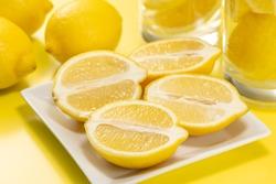 Lemon sour with plenty of lemon