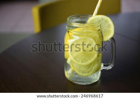 Lemon Water, Glass, Detox, Health, Morning, Drink, Tonic, Refreshment, Lemonade,  Lemons,