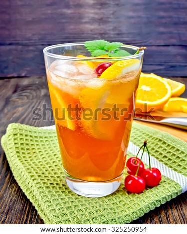 Juice, lemonade, cocktail