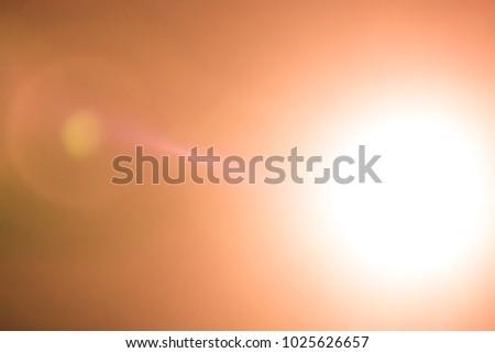 Lens flare light #1025626657